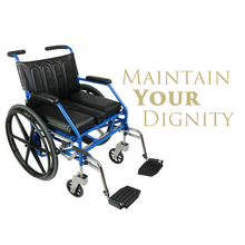 Load image into Gallery viewer, Dignity AllDay 400 Wheelchair