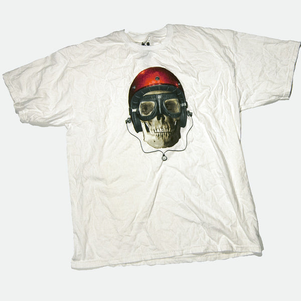 skull and headphones (XL)