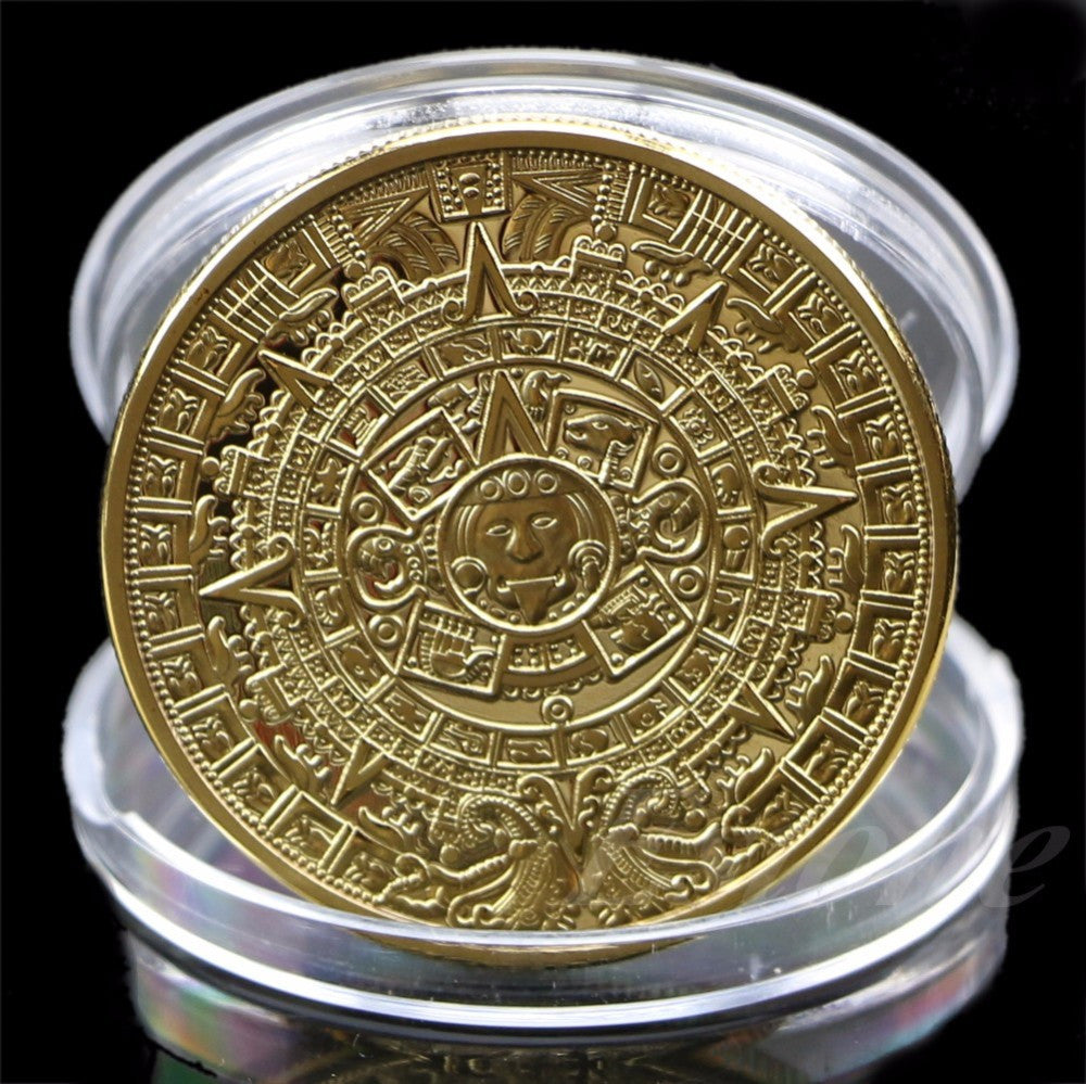 Mayan Prophecy Coin