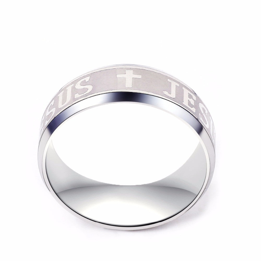 Awesome Jesus Ring