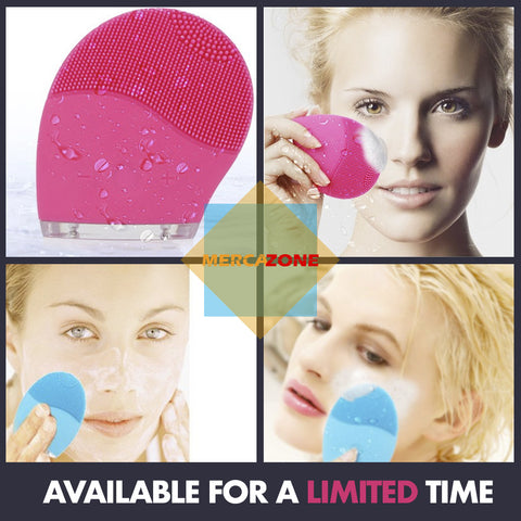 Electric Cleansing Brush