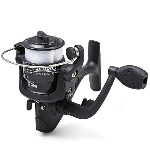 Electroplate Fishing Reel for Sea Fishing - FREE Shipping