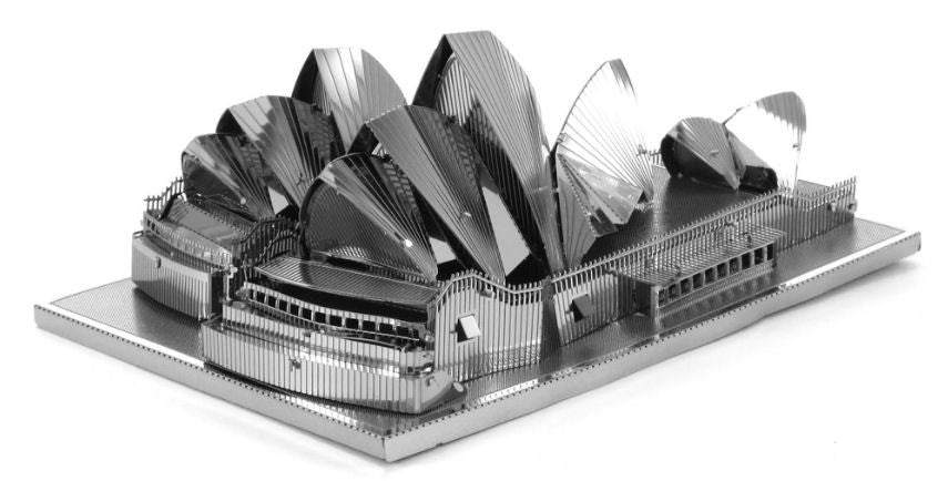 Metallic Structure Scale Models DIY