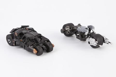 Limited Edition Batmobile Colletion