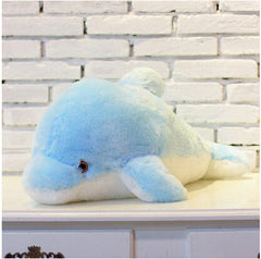 Cute Sparkling Dolphin Pillow
