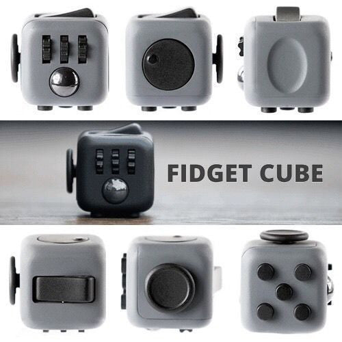 STRESS RELIEVER: MAGIC CUBE FOR WORK