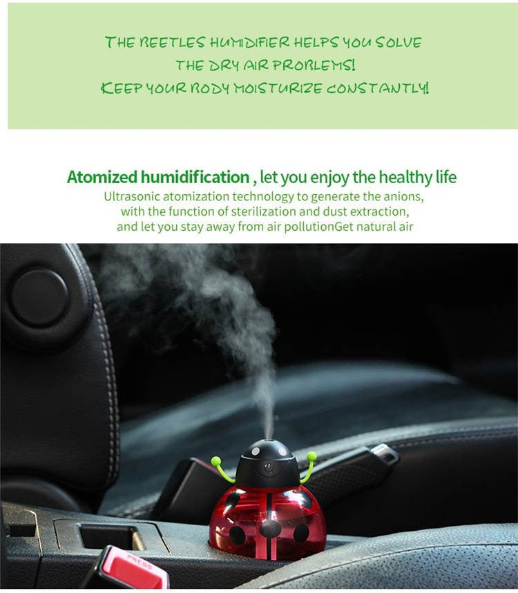 The Beetles Humidifier