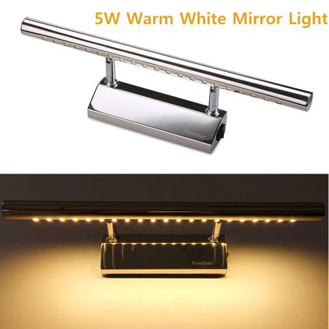 5W Bathroom Mirror Light