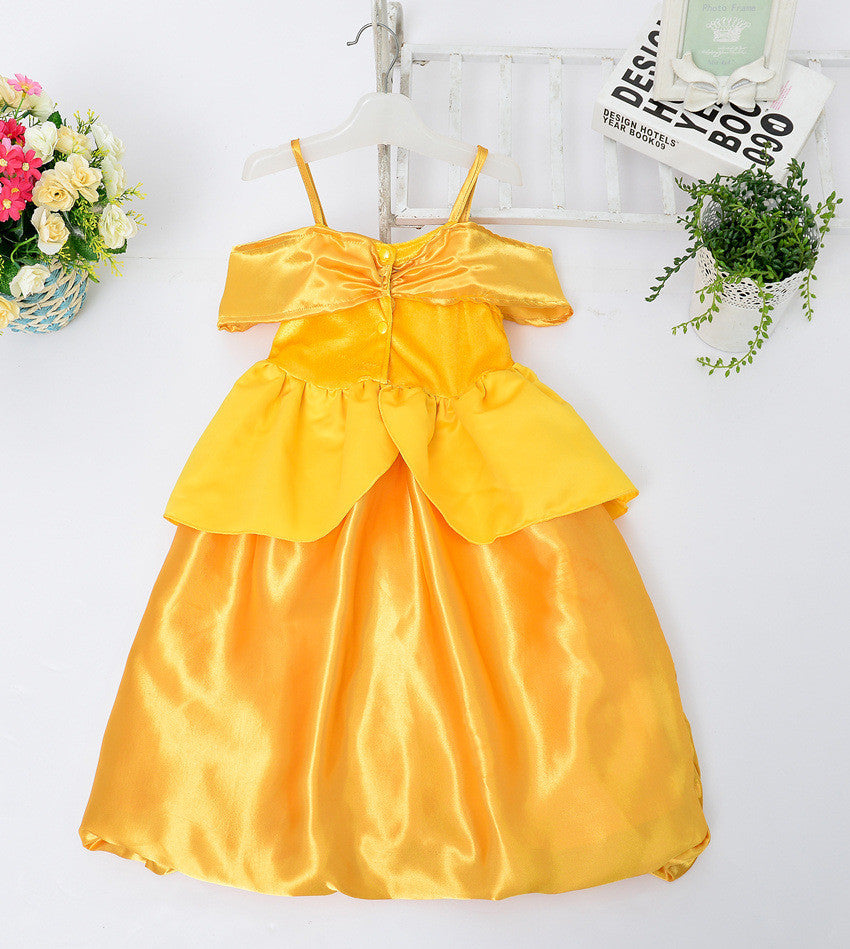 Beauty and The B. Children Dress