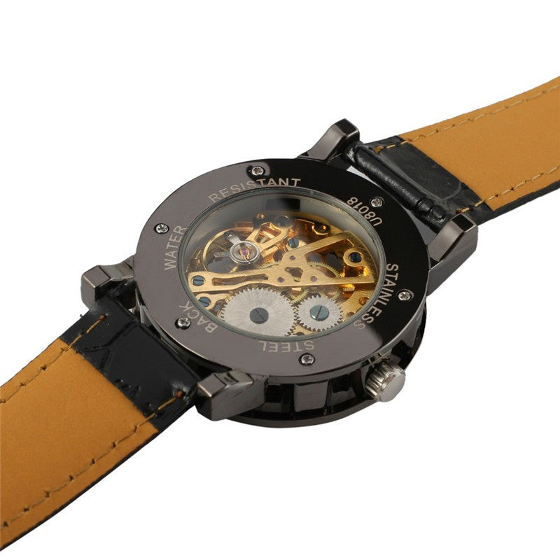 Winner Invicta Look Watches Roman Numbers