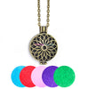 Vintage Aromatic Locket Necklace
