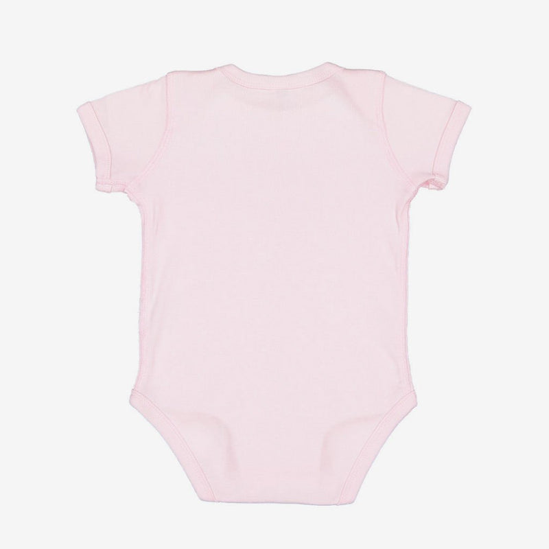 Custom Printed Rabbit Skins Baby Onesie Bodysuit
