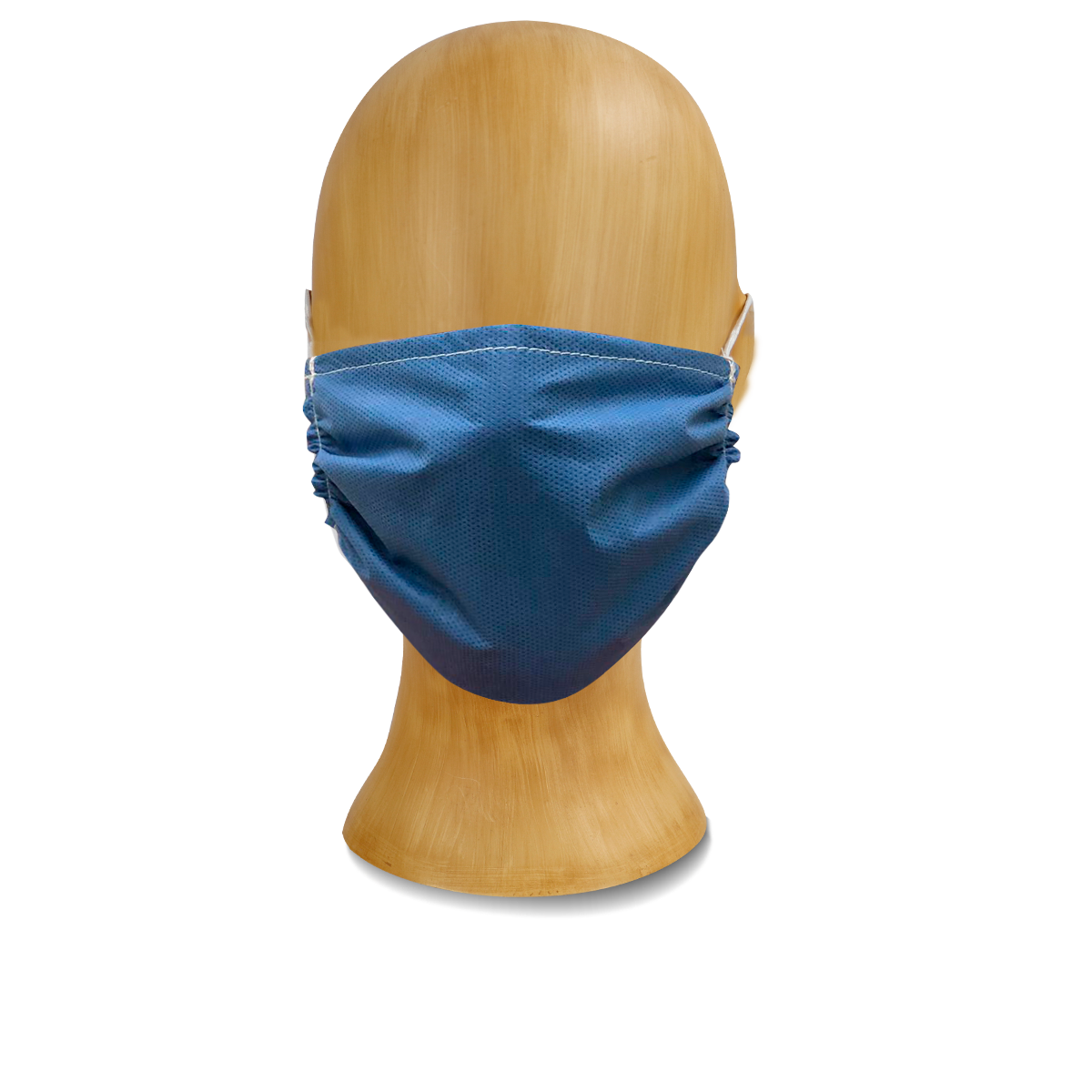 Blue Non-Woven disposable Mask (50-Pack) - PermaChef USA