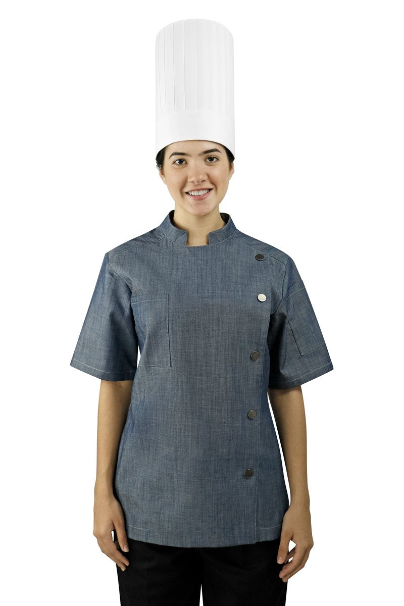 Caribe Women's Chef Coat - PermaChef USA
