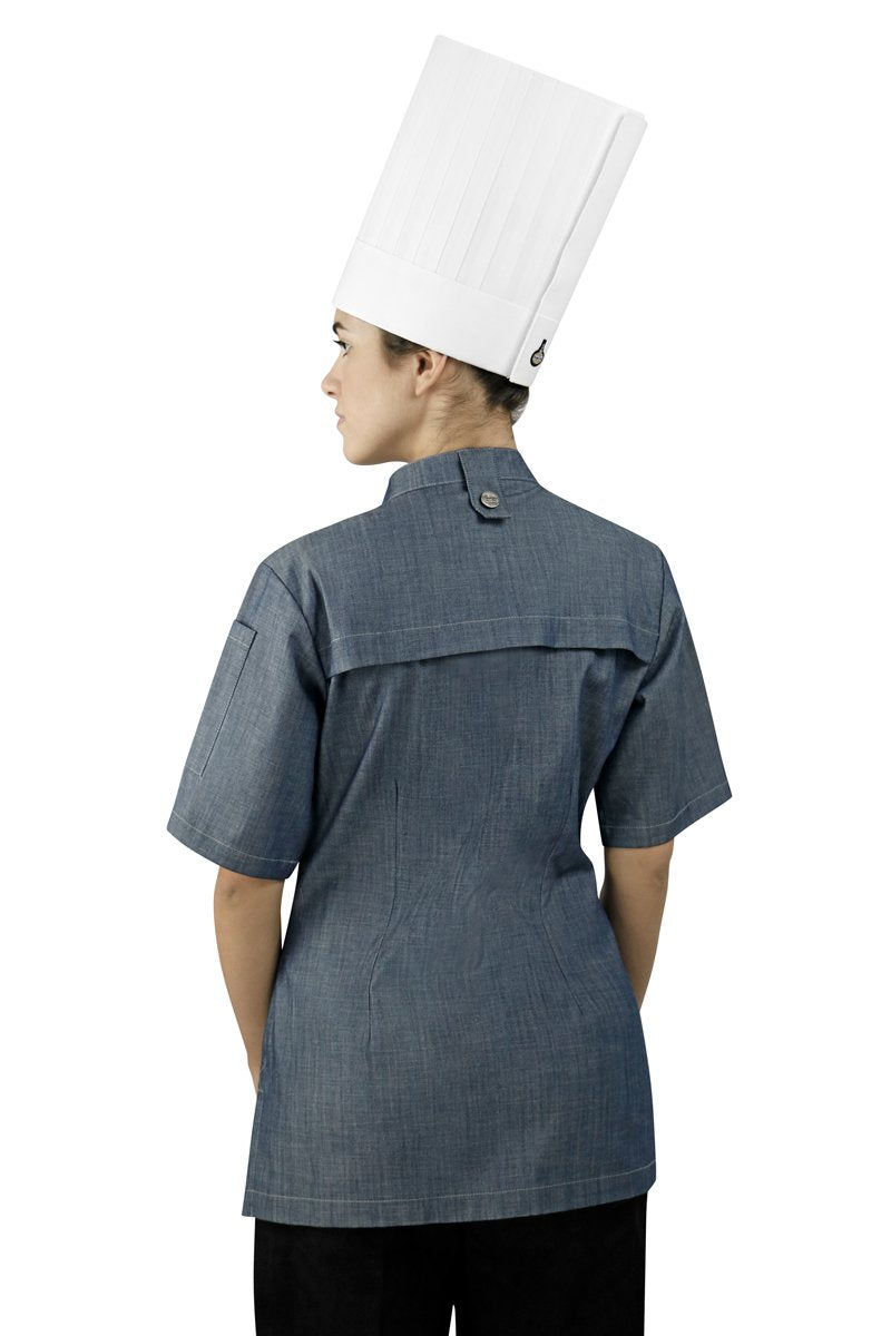 Caribe Women's Chef Coat