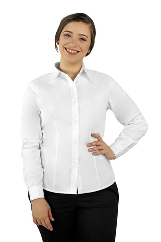 Women's Server Long Sleeve Dress Shirt