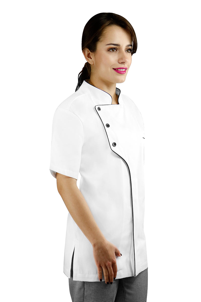 Europe Chef Coat - PermaChef USA