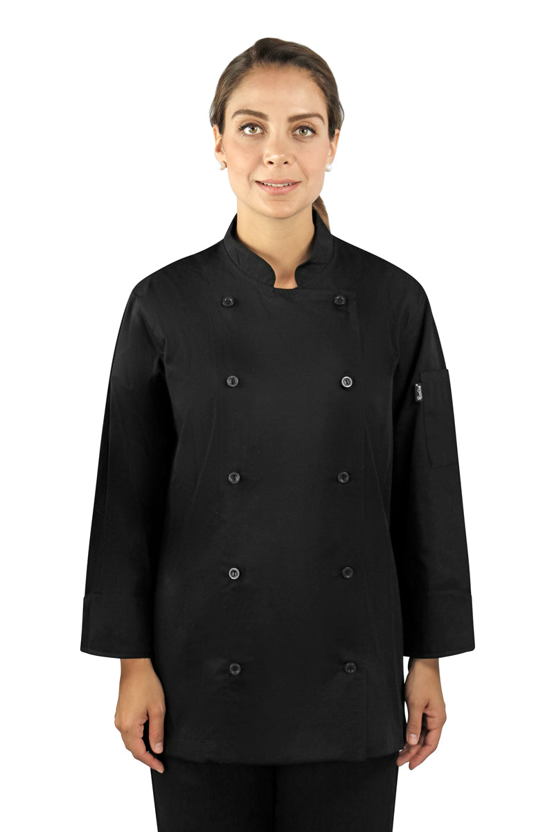 Dignus Fresh Chef Coat - PermaChef USA