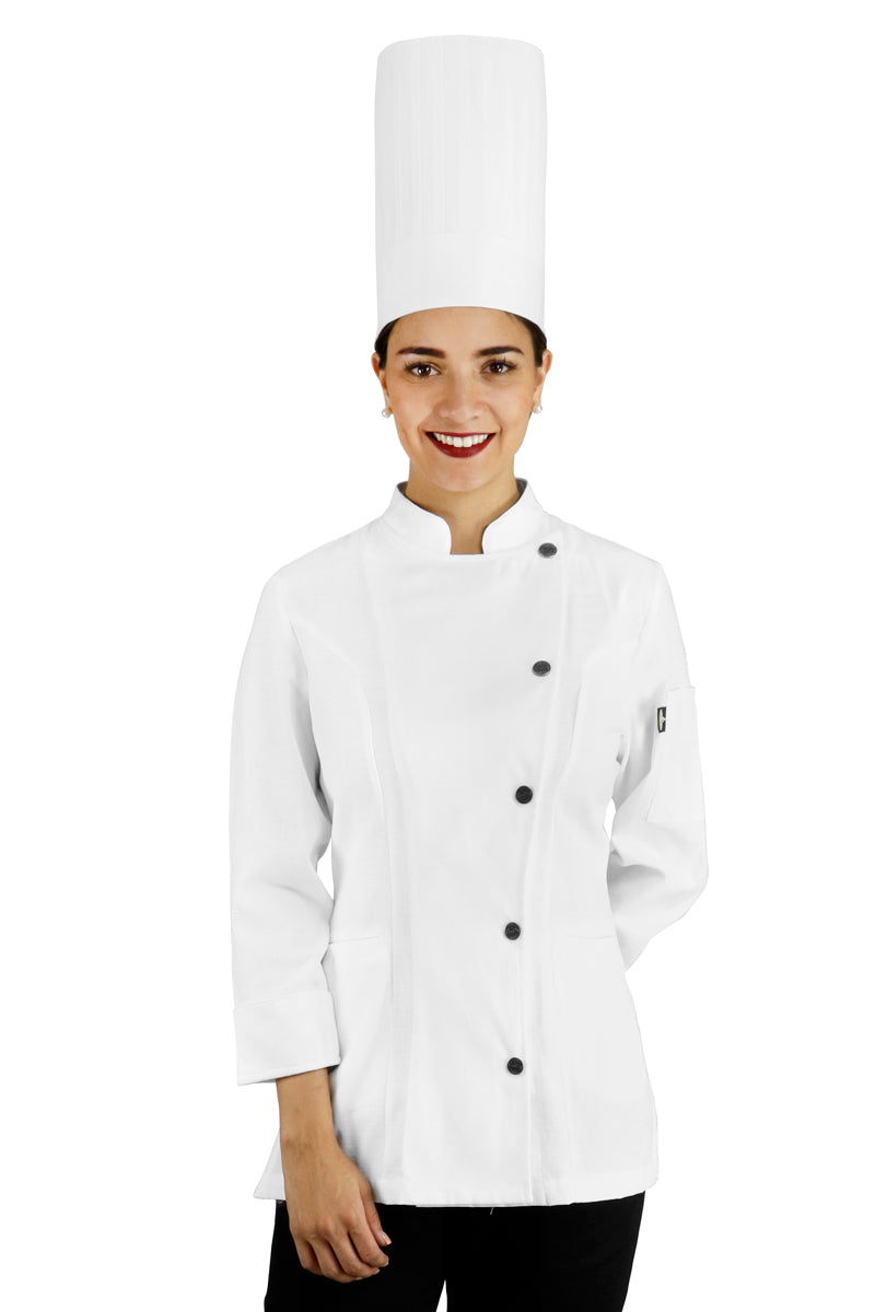 Imperial Women's Chef Coat - PermaChef USA