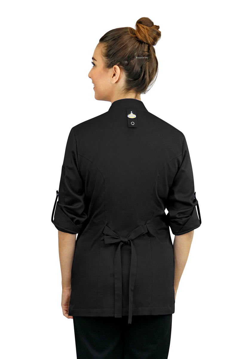 Women's Basic Chef Coat