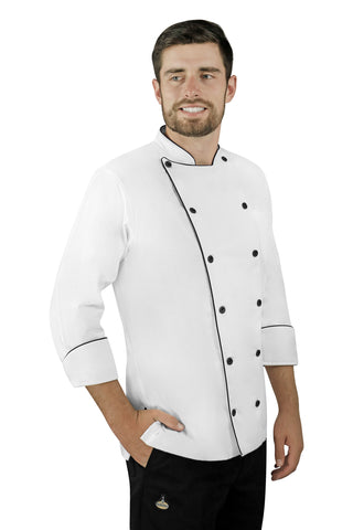 Dignus Men's Chef Coat