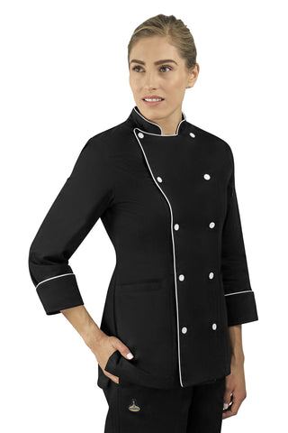 Brava Women's Chef Kit (White)