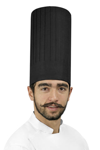 Pleated Chef Hat 12