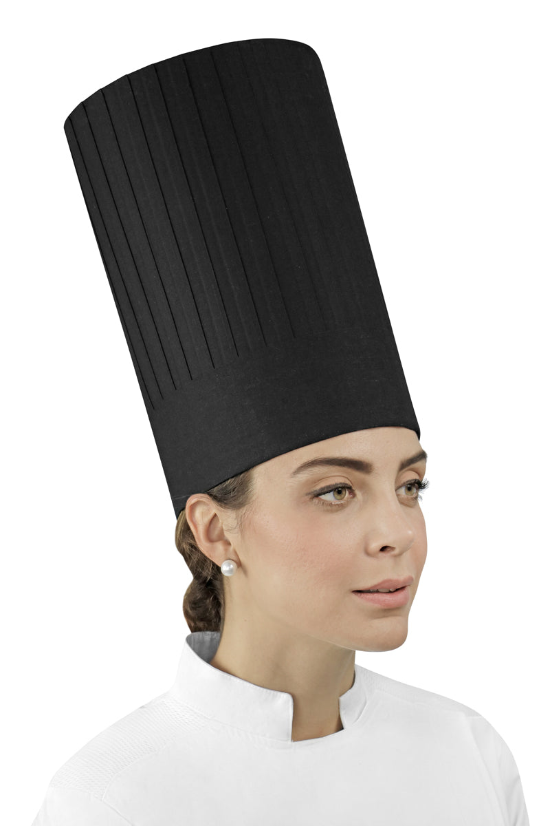 "Pleated Chef Hat 12"" Height"