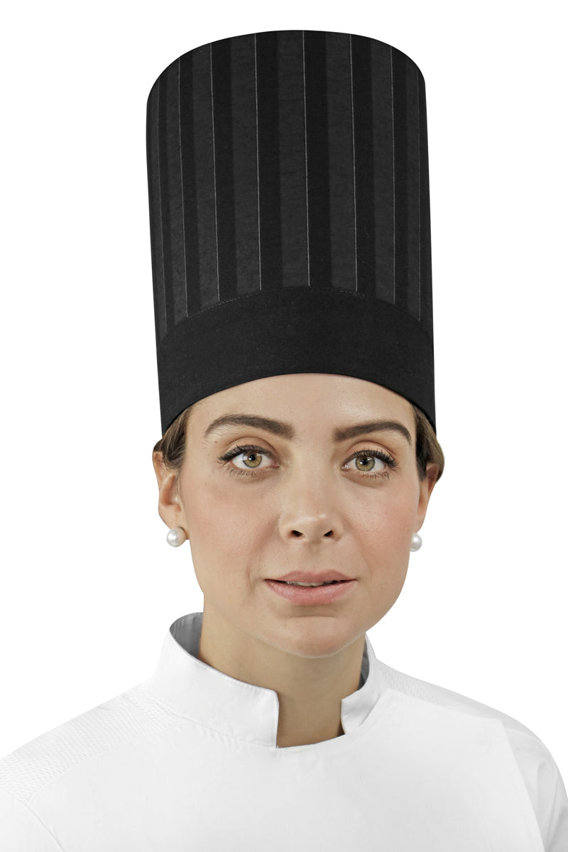 "Dignus E9 Chef Hat 9"" Height - PermaChef USA"
