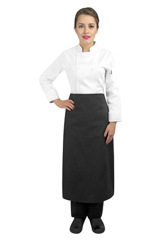 Basic Chef Apron without Waistband - PermaChef USA