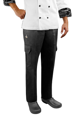Classic Cargo Chef Pants - PermaChef USA