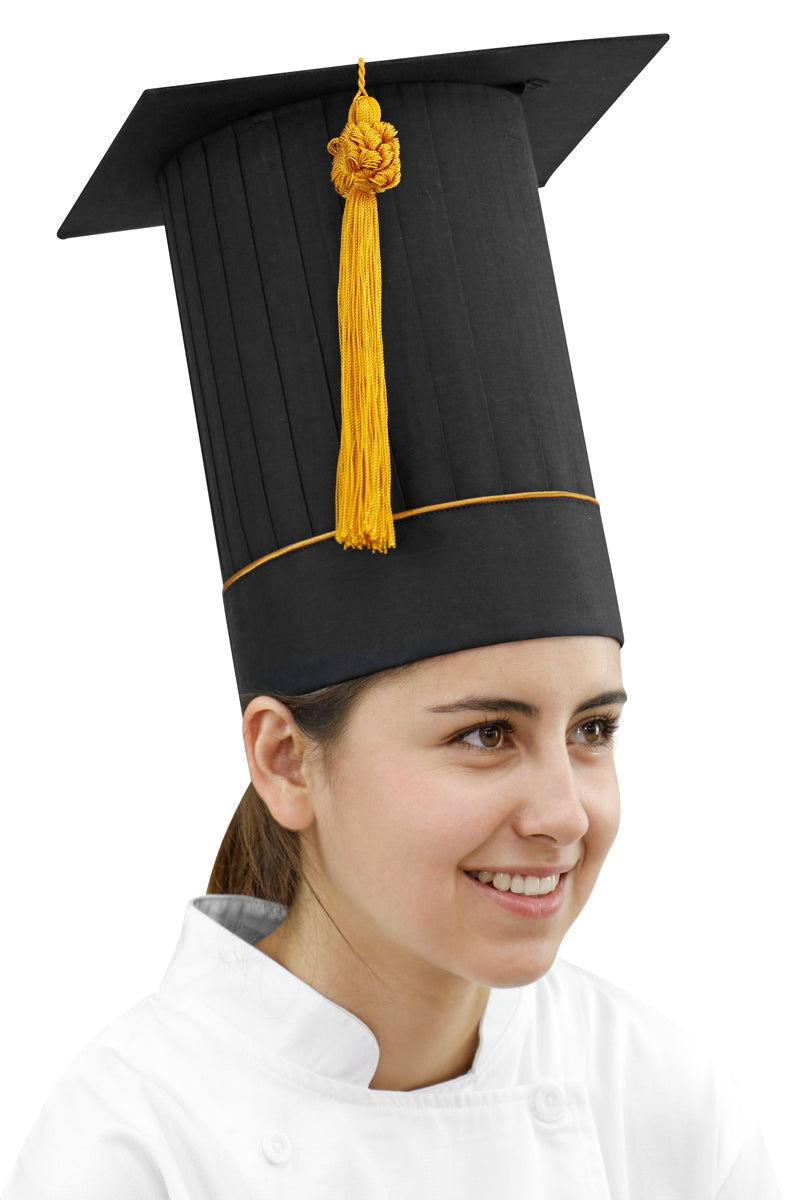 Graduation Chef Hat - PermaChef USA