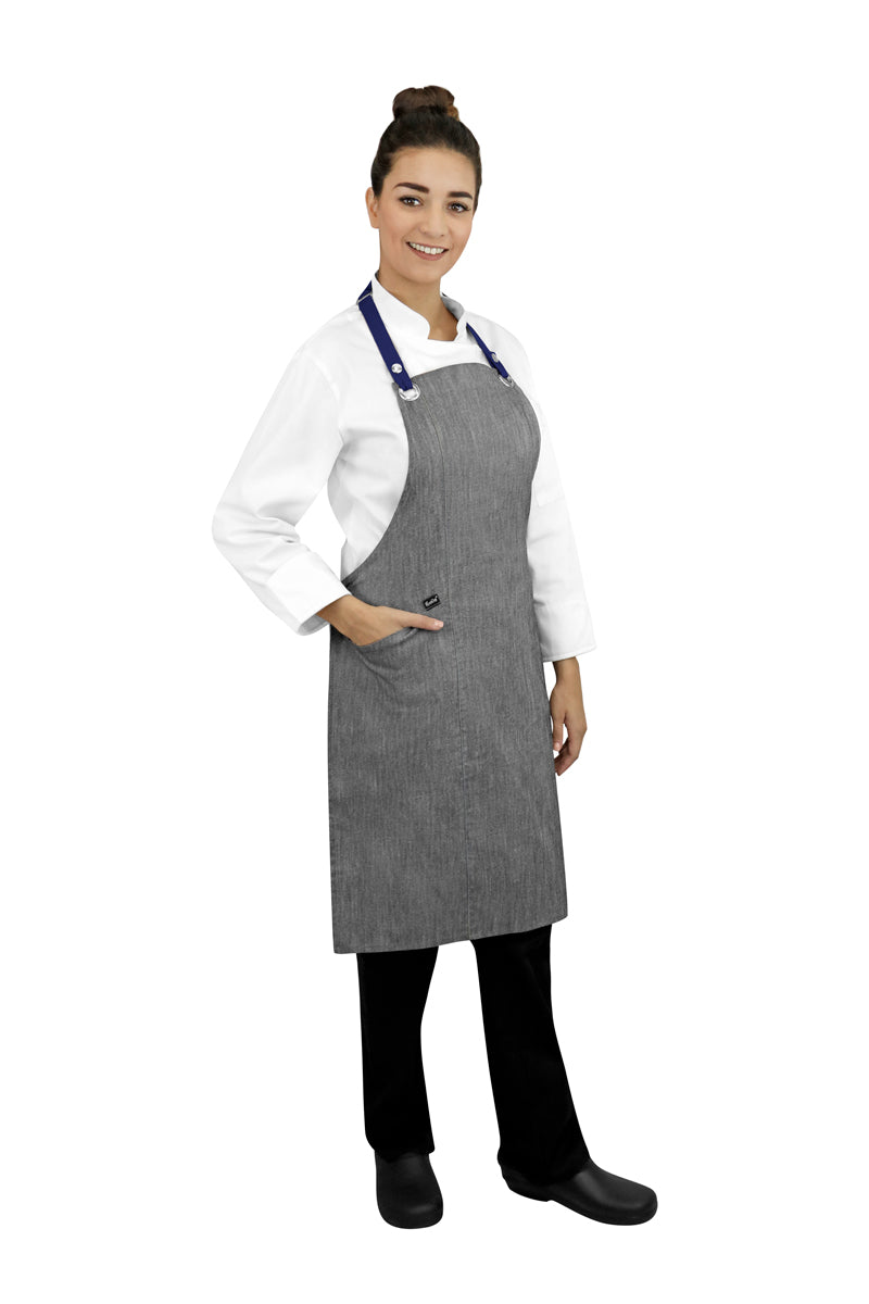 Apron with Interchangeable Straps