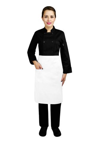 Short Chef Apron - PermaChef USA