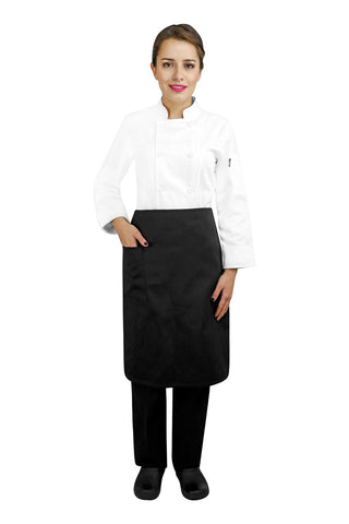Red Texas Bib Apron
