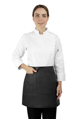 Short Vinyl Chef Apron - PermaChef USA