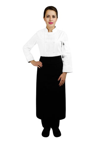 Basic Apron with Waistband