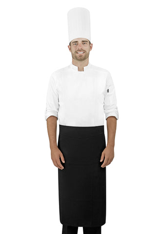Basic Chef Apron with Waistband - PermaChef USA