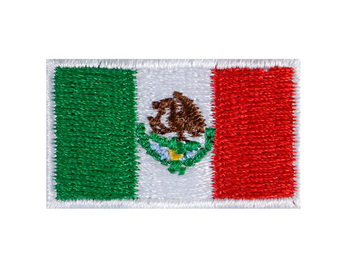 USA and Mexico Flags - PermaChef USA