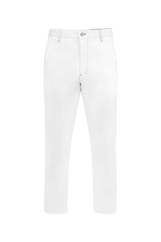 Men's White Sport Pants