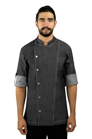 Urban Men's Chef Coat - PermaChef USA