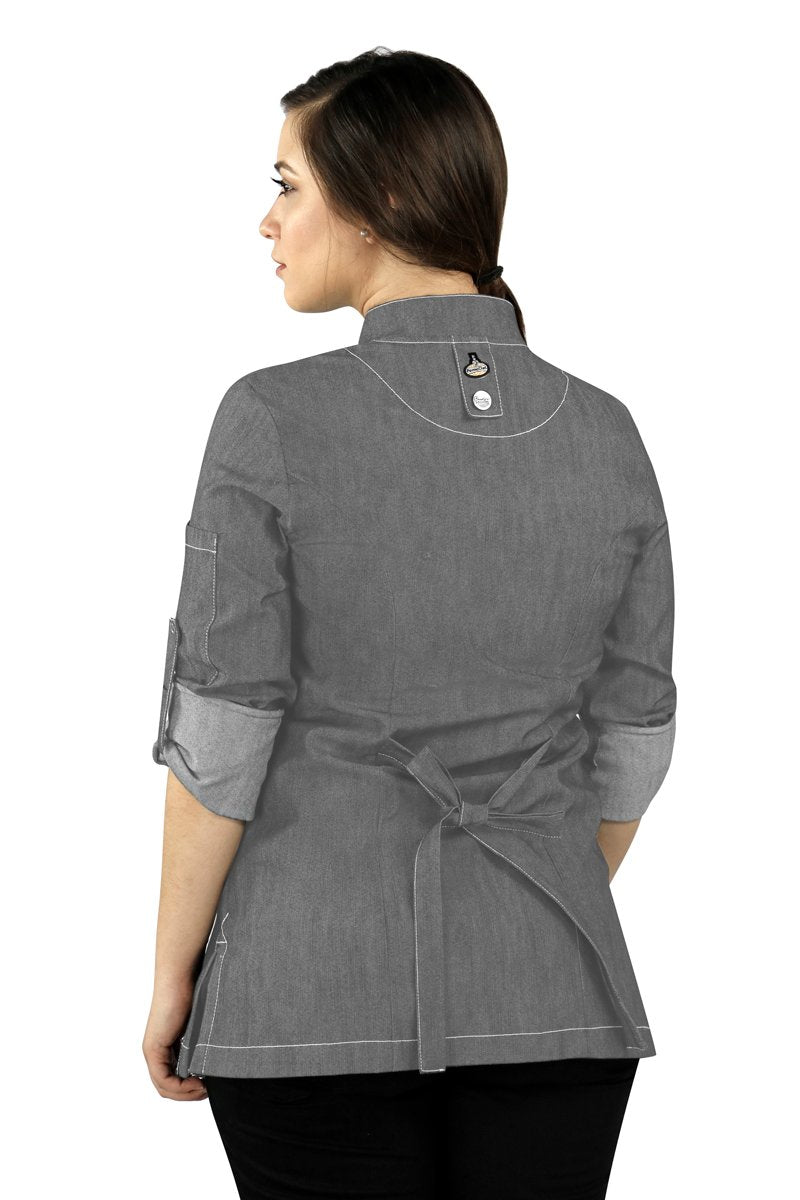 Urban Women's Chef Coat - PermaChef USA