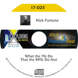 Nick Fortune - What the 1% Do That the 99% Do Not
