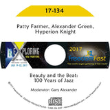 Patty Farmer, Alexander Green, Hyperion Knight - Beauty and the Beat: 100 Years of Jazz