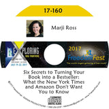 Marji Ross - Six Secrets to Turning Your Book into a Bestseller: What the New York Times and Amazon Don't Want You to Know