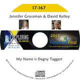 Jennifer Grossman, David Kelley - My Name is Dagny Taggart