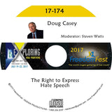 Doug Casey - The Right to Express Hate Speech