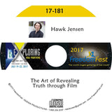 Hawk Jensen - PANEL: The Art of Revealing Truth through Film