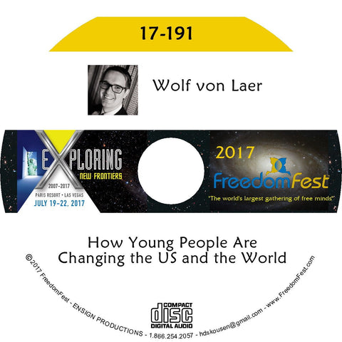 Wolf von Laer - How Young People Are Changing the US and the World