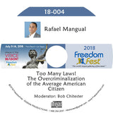 Rafael Mangual - Too Many Laws! The Overcriminalization of the Average American Citizen